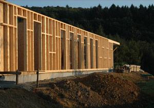 Holzrahmenbau konstruktion  Holzrahmenbau | Dachdeckerei und Zimmerei Paskal Both GmbH